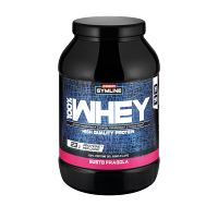 ENERVIT SpA GYMLINE 100% WHEY CONCENTRATE FRAGOLA 900G POLVERE