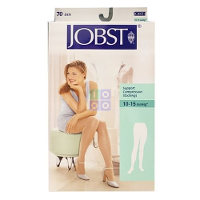 ESSITY ITALY SpA Calza Compressiva Jobst Ultrasheer Microfibra 10 15mmhg Collant Natural 4