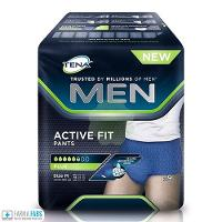 TENA MEN PANTS ACTIVE FIT M 9P