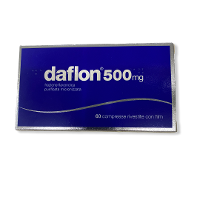 SERVIER ITALIA SpA DAFLON 60 compresse rivestite 500MG originale italiano