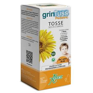 GRINTUSS PEDIATRICA SCIROPPO 180G