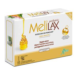 ABOCA SpA SOCIETA' AGRICOLA MELILAX PEDIATRIC 6 MICROCLISMI