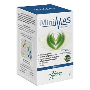ABOCA SpA SOCIETA' AGRICOLA MINIMAS ADVANCED 60 CAPSULE