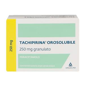 ANGELINI SpA TACHIPIRINA OROSOL*10BS 250MG