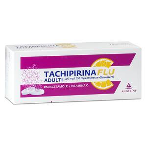 ANGELINI SpA  TACHIPIRINAFLU*12 COMPRESSE 500+200MG