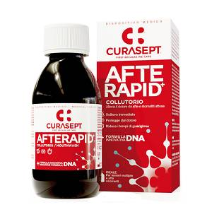 Curasept Spa Curasept collutorio afte rapid 125ml