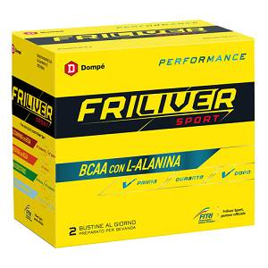 DOMPE' FARMACEUTICI SpA FRILIVER SPORT PERFORMANCE 24 BUSTE
