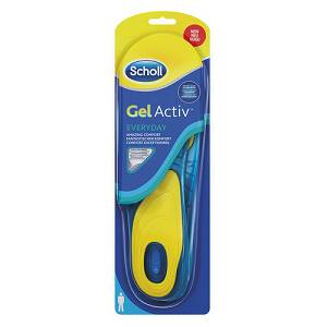 DR.SCHOLL'S div.RB HEALTHCARE SCHOLL GEL ACTIV EVERYDAY UOMO