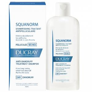DUCRAY (Pierre Fabre It. SpA) SQUANORM SHAMPOO ANTIFORFORA 200ML