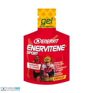 ENERVIT SpA ENERVITENE SPORT GEL PINEAPPLE 25ML