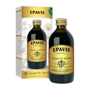 EPAVIS LIQUIDO ANALCOL 200ML
