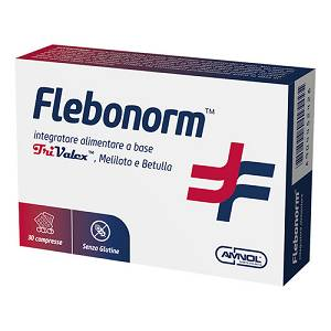 FLEBONORM 30cps
