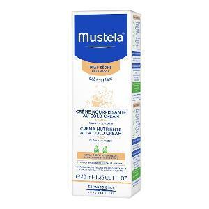 LAB.EXPANSCIENCE ITALIA Srl MUSTELA Crema nutriente Cold Cream 40ml