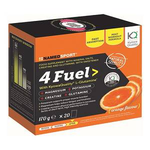 NAMEDSPORT Srl 4FUEL 20 BUSTINE
