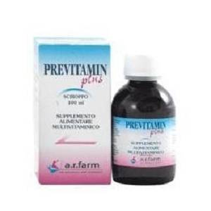 PREVITAMIN PLUS Sciroppo 100ml