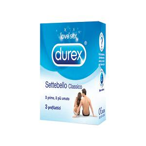 RECKITT BENCKISER H.(IT.) SpA DUREX Settebello Classico 3 pz
