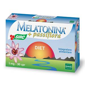 MELATONINA DIET 30 COMPRESSE