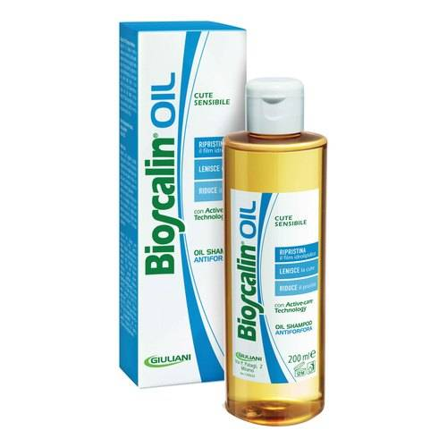 BIOSCALIN OIL SHAMPOO ANTFORFORFORA 200ML