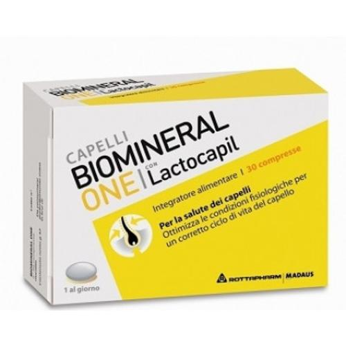 MEDA PHARMA SpA BIOMINERAL ONE LACTO PLUS 30 Compresse