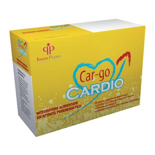 RECORDATI SpA CAR-GO CARDIO 20BUST