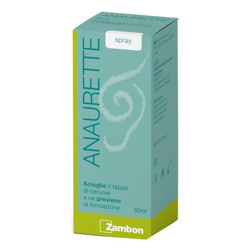Zambon Italia Srl Anaurette spray 30 ml